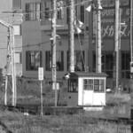 八王子駅の転車台、撤去される