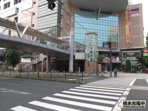 アニメ「Fate/kaleid liner プリズマ☆イリヤ」OP背景探訪 聖蹟桜ヶ丘