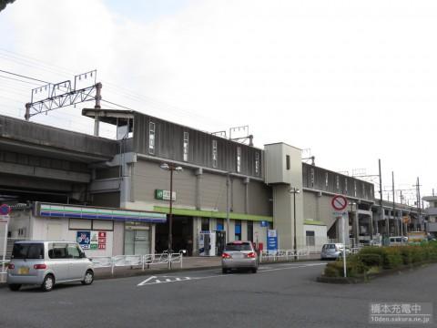「のんのんびより りぴーと」100駅オリジナルポスターが片倉駅に貼り出されたのん