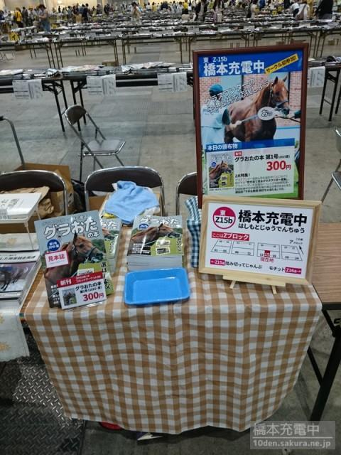 [C88]同人サークル「橋本充電中」コミックマーケット88参加のご報告