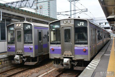 盛岡駅 701系