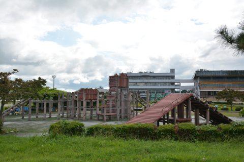 水沢競馬場 内馬場