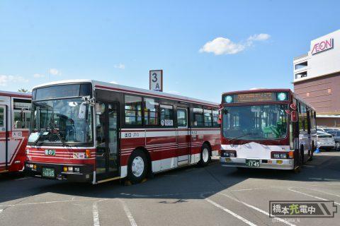 立川バス J710号車