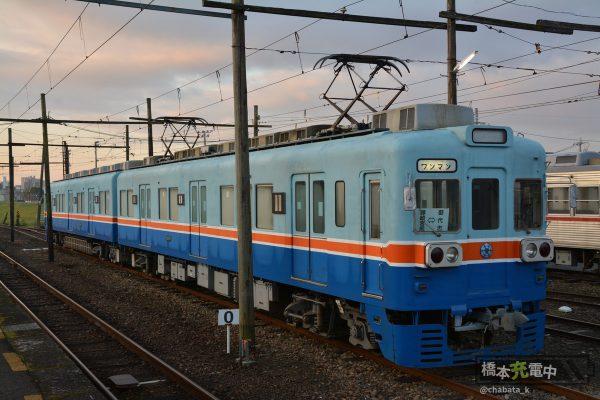 熊本電鉄200形 北熊本 2016-01-31