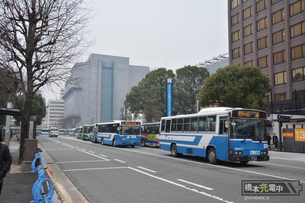 熊本交通センター(仮設)2016-02-01