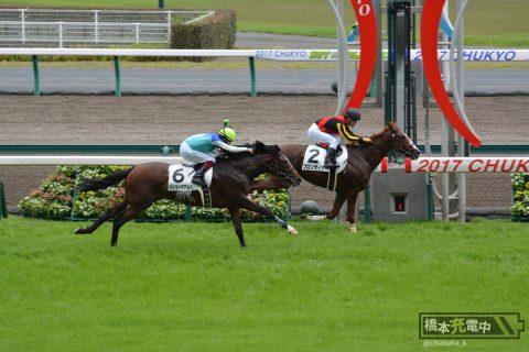 中京競馬場 新馬 フロンティア