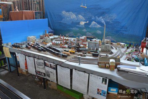 貨物鉄道博物館 館内