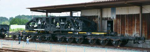 2017夏の中京遠征(4)貨物鉄道博物館で貨車を見学する