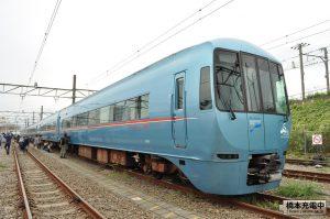 小田急ファミリー鉄道展2013 60000形MSE