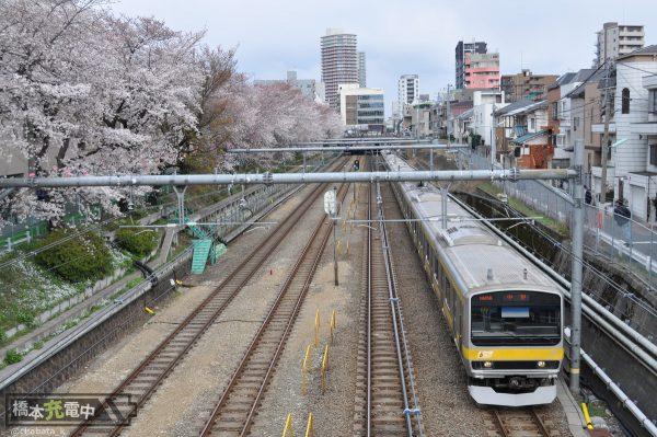 E231系 中央・総武緩行線 B22編成