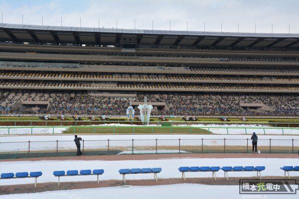 2018/01/28 東京競馬場 内馬場