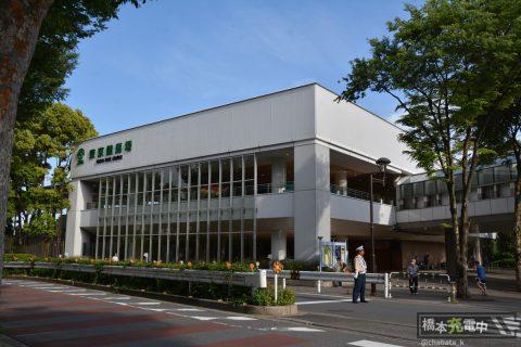 東京競馬場西門