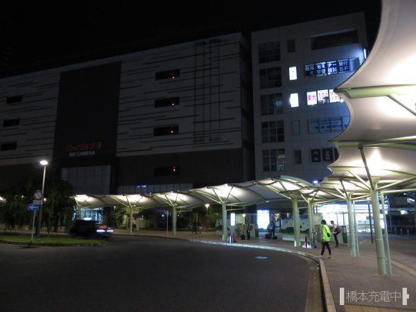 JR八王子駅南口