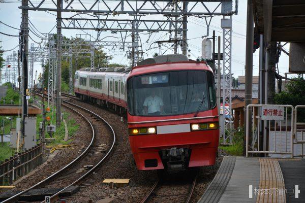 名鉄名古屋本線 笠松駅