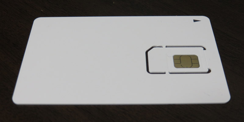 BIC SIM マルチSIMカード