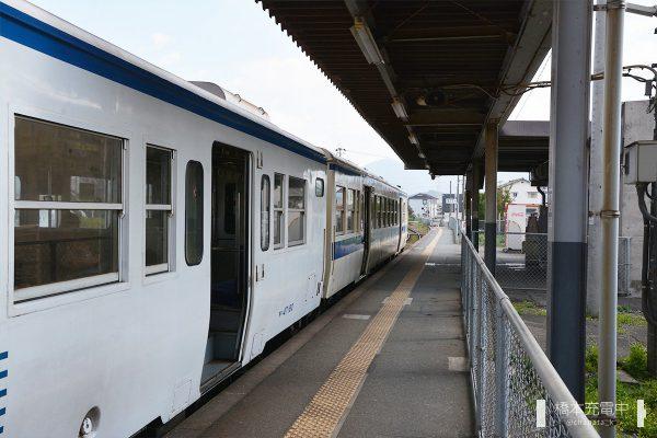 香椎線 土井駅