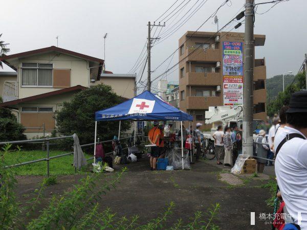町田街道 多摩ニュータウン入口交差点