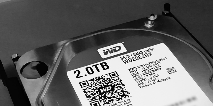WesternDigital WD20EZRX