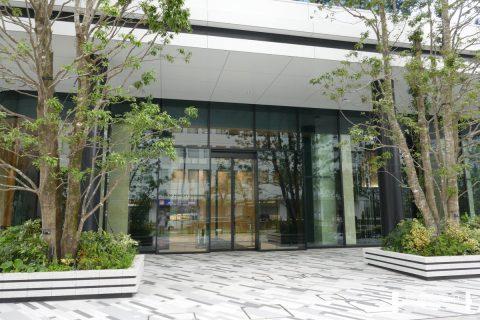 東京ポートシティ竹芝1階